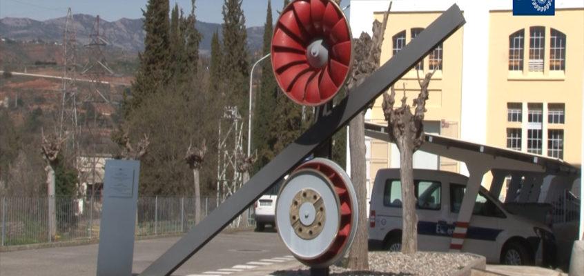 La Central Hidroelèctrica de Talarn